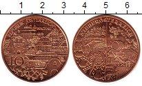 Изображение Монеты Австрия 10 евро 2013 Медь UNC