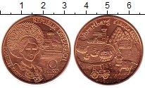 Монета Австрия 10 евро Медь 2013 UNC фото