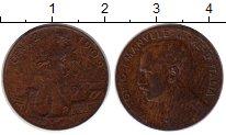 Изображение Монеты Италия 2 сентима 1909 Бронза VF