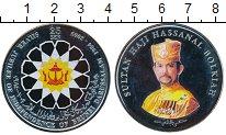 Изображение Монеты Бруней 25 сен 2009 Медно-никель UNC-