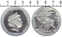 Изображение Монеты Ниуэ 2 доллара 2018 Серебро UNC-