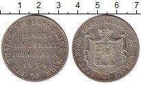Изображение Монеты Германия Анхальт-Бернбург 1 талер 1834 Серебро XF
