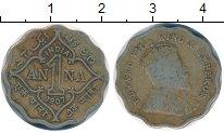 Изображение Монеты Индия 1 анна 1907 Медно-никель VF