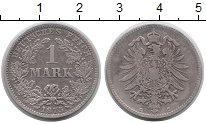 Изображение Монеты Германия 1 марка 1875 Серебро VF