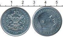 Изображение Монеты Сьерра-Леоне 20 центов 1984 Медно-никель UNC-