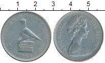 Изображение Монеты Великобритания Родезия 20 центов 1964 Медно-никель XF+
