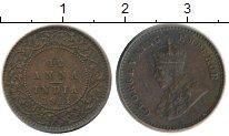 Изображение Монеты Индия 1/12 анны 1914 Бронза XF