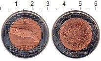 Изображение Монеты Северный Полюс 3 рубля 2012 Биметалл UNC-