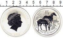 Изображение Монеты Австралия 1 доллар 2014 Серебро Proof