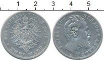 Изображение Монеты Германия Анхальт-Дессау 2 марки 1876 Серебро VF