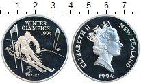 Изображение Монеты Новая Зеландия 5 долларов 1994 Серебро