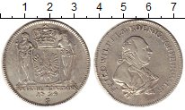 Изображение Монеты Бранденбург - Пруссия 2/3 талера 1794 Серебро XF