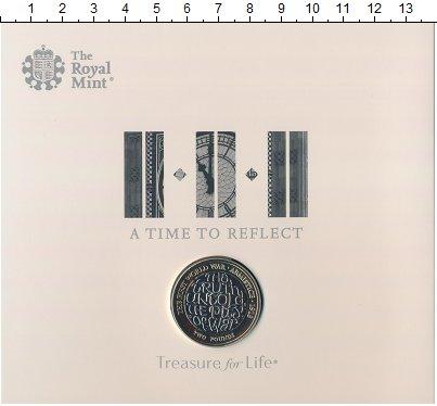 Изображение Подарочные монеты Великобритания 2 фунта 2018 Биметалл BUNC