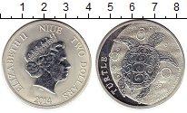 Изображение Монеты Ниуэ 2 доллара 2014 Серебро Proof-