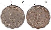 Изображение Монеты Пакистан 1 анна 1950 Медно-никель XF