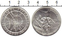 Изображение Монеты Чехия 200 крон 2009 Серебро UNC