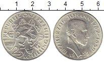 Изображение Монеты Австрия 25 шиллингов 1959 Серебро UNC-