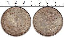 Изображение Монеты США 1 доллар 1884 Серебро XF-