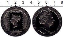 Изображение Монеты Великобритания Остров Мэн 1 крона 2015 Серебро Proof