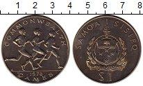 Изображение Монеты Самоа 1 доллар 1978 Медно-никель UNC-