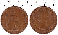 Изображение Монеты Великобритания 1 пенни 1967 Бронза XF