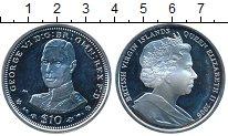 Изображение Монеты Виргинские острова 10 долларов 2006 Серебро Proof-