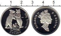 Изображение Монеты Канада 50 центов 1996 Серебро Proof