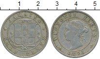 Изображение Монеты Ямайка 1/2 пенни 1871 Медно-никель XF-