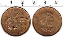 Изображение Монеты Канада 1 доллар 2008 Латунь UNC-