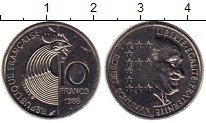 Изображение Монеты Франция 10 франков 1986 Медно-никель XF