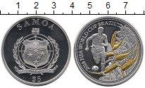 Изображение Монеты Самоа 5 долларов 2013 Серебро Proof-