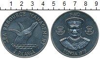 Изображение Монеты Тонга 2 паанга 1979 Медно-никель UNC