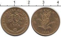 Изображение Монеты Хорватия 10 лип 1999 Латунь XF