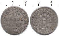 Изображение Монеты Германия Ханау-Лихтенберг 2 крейцера 1693 Серебро VF