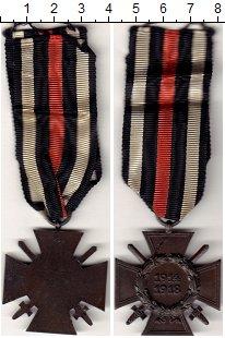 Изображение Монеты Германия Медаль 1918 Медь XF+