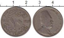 Изображение Монеты Египет 10 миллим 1924 Медно-никель VF