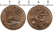 Изображение Монеты США 1 доллар 2000 Латунь UNC-
