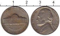 Изображение Монеты США 5 центов 1948 Медно-никель VF