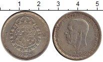 Изображение Монеты Швеция 1 крона 1945 Серебро XF