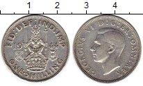 Изображение Монеты Великобритания 1 шиллинг 1944 Серебро VF