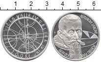 Изображение Монеты Чехия 200 крон 2009 Серебро Proof-