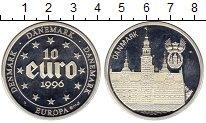 Изображение Монеты Дания 10 евро 1996 Серебро Proof