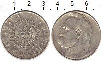Изображение Монеты Польша 10 злотых 1935 Серебро VF