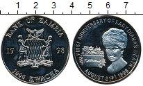 Изображение Монеты Замбия 1000 квач 1998 Медно-никель UNC-