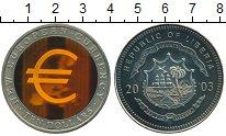 Изображение Монеты Либерия 10 долларов 2003 Медно-никель XF