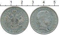 Изображение Монеты Австрия 20 крейцеров 1846 Серебро XF+