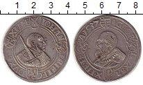 Изображение Монеты Германия Саксония 1 талер 1537 Серебро XF