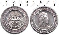 Изображение Монеты США 1 доллар 2002 Серебро UNC-