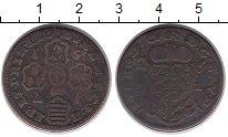 Изображение Монеты Льеж 2 лиарда 1751 Медь VF