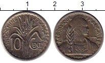 Изображение Монеты Индокитай 10 центов 1941 Медно-никель XF-